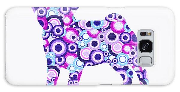 Pug - Animal Art Galaxy Case