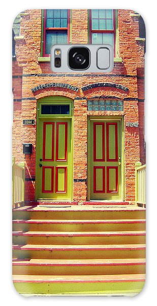 Pullman National Monument Row House Galaxy Case