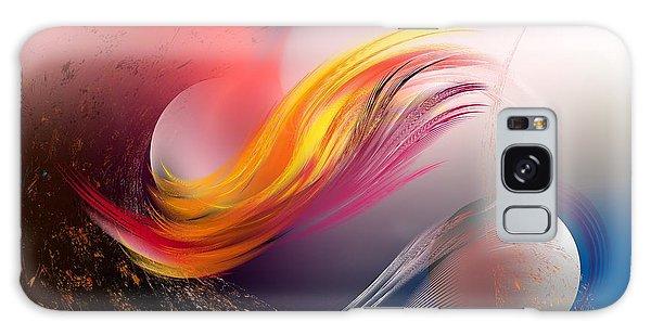 Pulsar Galaxy Case by Leo Symon