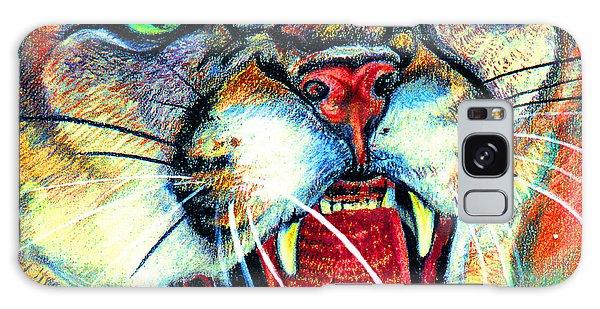 Puma Galaxy Case by John Keaton
