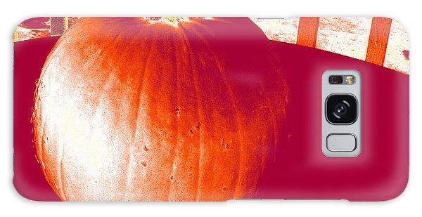 Pumpkin #1 Galaxy Case