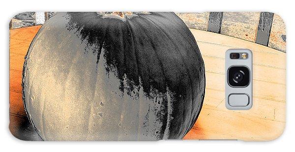 Pumpkin #2 Galaxy Case