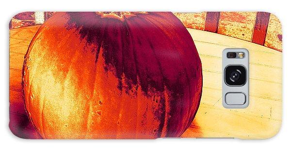 Pumpkin #3 Galaxy Case