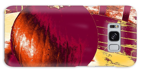 Pumpkin #5 Galaxy Case