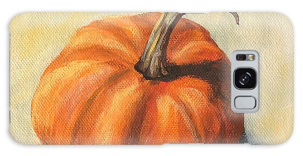 Pumpkin Everything Galaxy Case by Torrie Smiley
