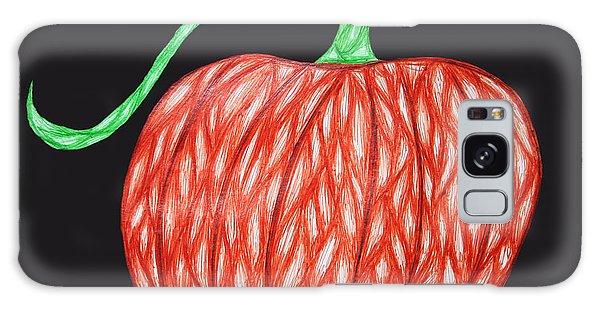 Pumpkin Galaxy Case by Jamie Lynn