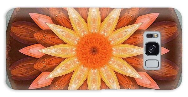 Pumpkin Mandala -  Galaxy Case