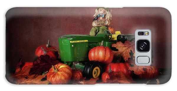 John Deere Galaxy Case - Pumpkin Patch Whimsy by Tom Mc Nemar
