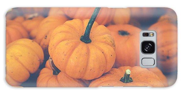 Pile O' Pumpkins Galaxy Case