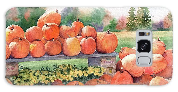 Pumpkins For Sale Galaxy Case