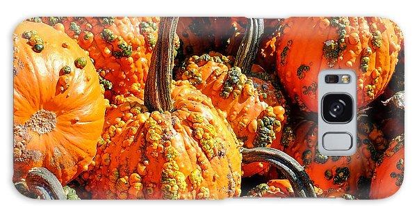 Pumpkins With Warts Galaxy Case