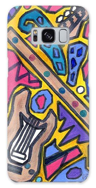 Punk Concept Painting 4 Galaxy Case