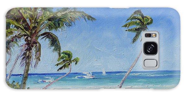 Galaxy Case - Punta Cana Bavaro - Sea Beach 14 by Irek Szelag