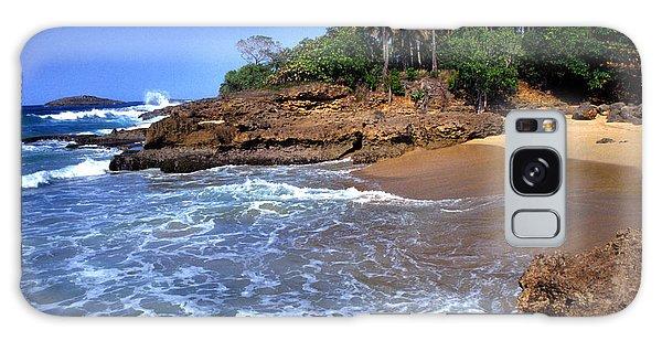 Punta Morillos Near Arecibo Galaxy Case by Thomas R Fletcher