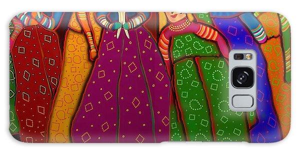 Puppet Show Galaxy Case by Latha Gokuldas Panicker