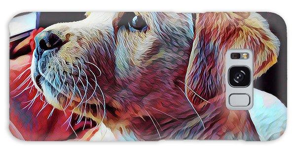Puppy Dog Galaxy Case by Gary Grayson