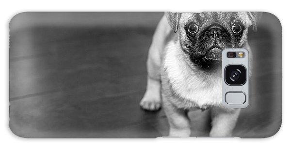 Puppy - Monochrome 2 Galaxy Case