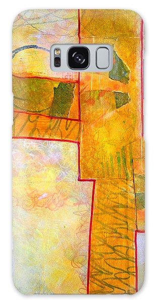 Wall Paper Galaxy Case - Pure Gold by Nancy Merkle