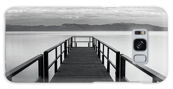 Pure State Of Mind Lake Tahoe Pier Galaxy Case