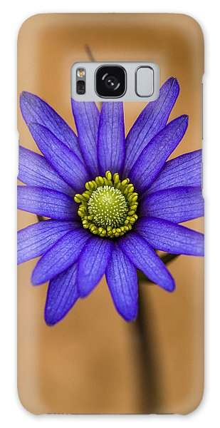Purple Anemone Galaxy Case