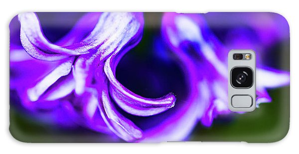 Purple Bells Galaxy Case