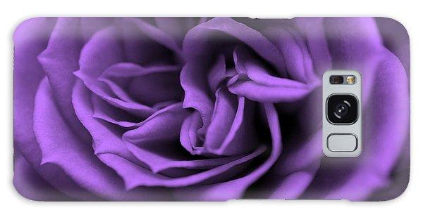 Purple Bliss Galaxy Case