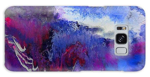 Purple Haze Galaxy Case