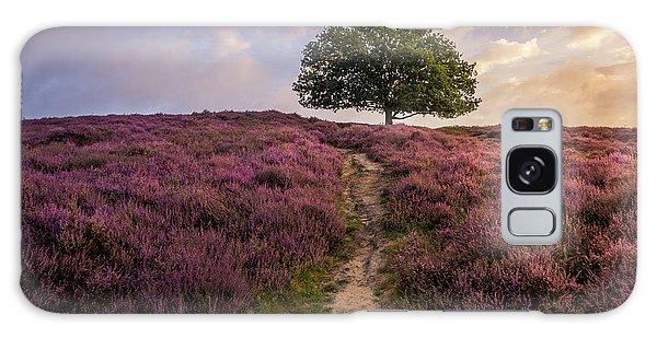 Purple Hill Galaxy Case