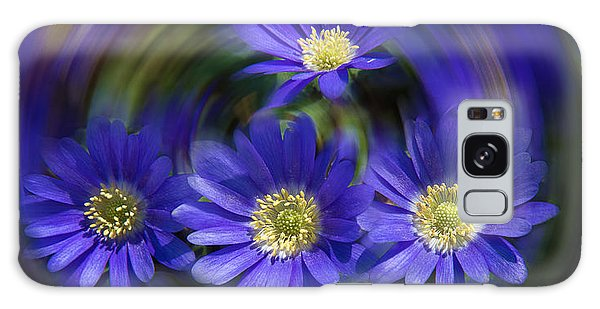 Purple In Nature Galaxy Case