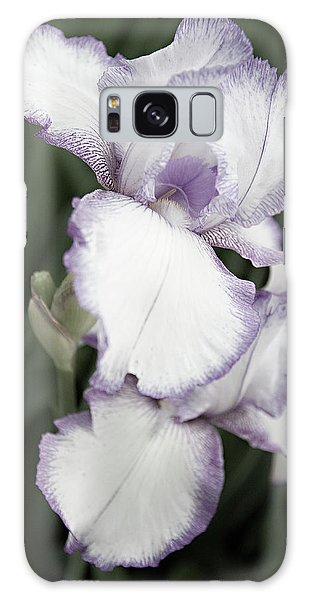 Purple Is Passion Galaxy Case