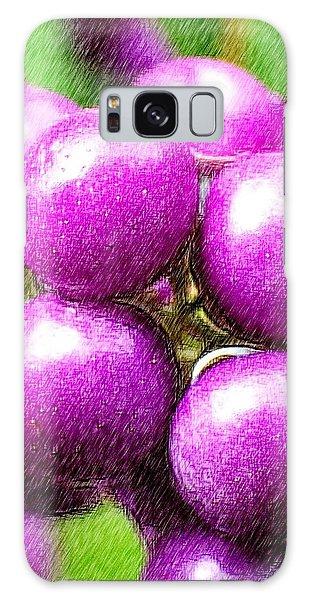 Galaxy Case - Purple by Kumiko Izumi
