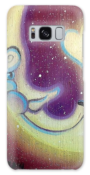 Purple Moon Galaxy Case