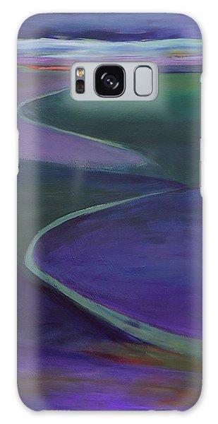 Purple Moor Galaxy Case