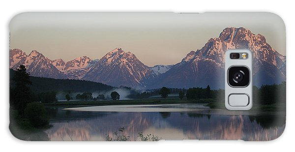 Purple Mountain Majesty  Galaxy Case by Paula Guttilla