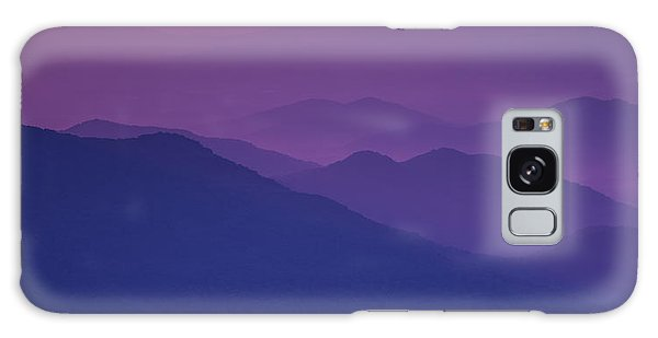 Purple Mountain Majesty Galaxy Case