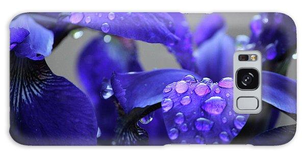 Purple Passion Galaxy Case by Rowana Ray