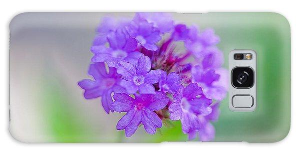 Petal Galaxy Case - Purple Petals by Az Jackson