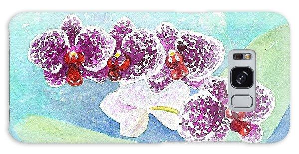 Purple Phaelo Galaxy Case