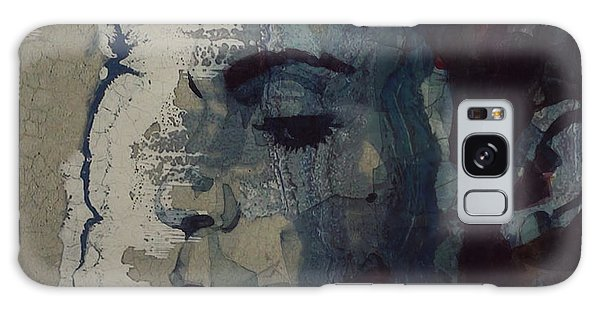 Rhythm And Blues Galaxy Case - Purple Rain - Prince by Paul Lovering
