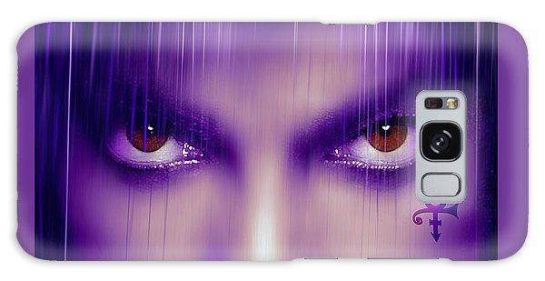 Purple Rain Purple Rain Galaxy Case
