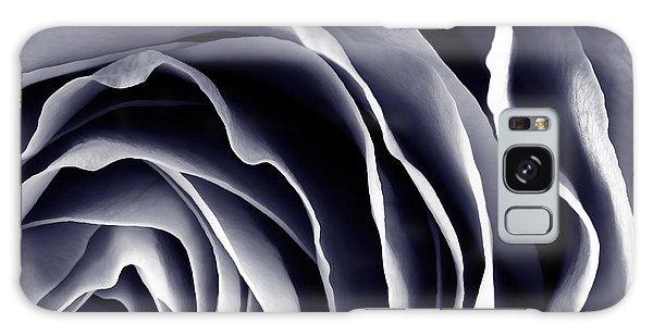 Purple Rose Galaxy Case by Nicolas Raymond