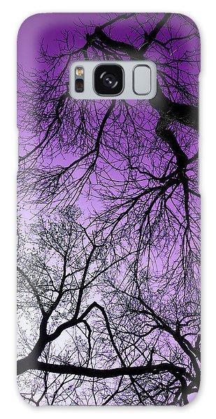 Purple Sky Galaxy Case