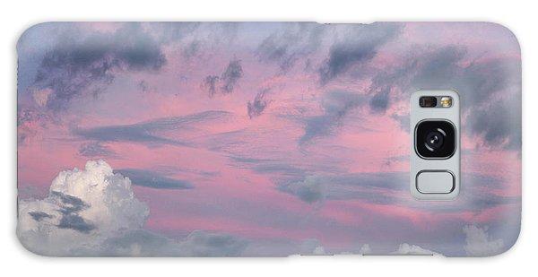Purple Sunrise Galaxy Case by Tim Fitzharris