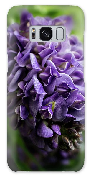 Purple Wisteria Galaxy Case by Greg and Chrystal Mimbs