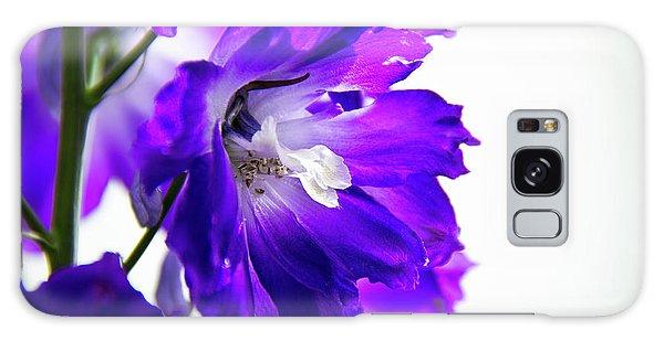 Purpled Galaxy Case