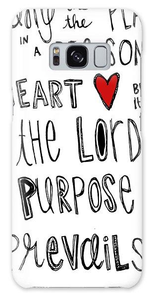Purpose Galaxy Case