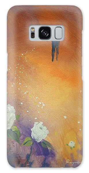 Purpose Galaxy Case by Raymond Doward