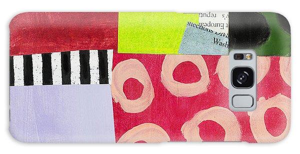 Puzzle 7 Galaxy Case by Elena Nosyreva