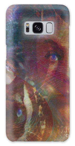 Pyewacket And Gillian Galaxy Case