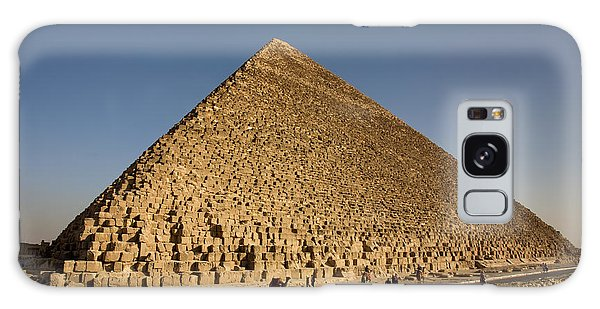 Pyramid Of Cheops Galaxy Case